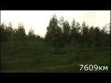 Ерофей Павлович - Хабаровск   7572 - 7650 км